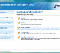 Review: Paragon Hard Disk Manager 2010 Suite
