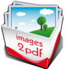 Images2PDF converts your digital images to PDF files