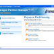 Partition a new hard drive using Paragon Partition Manager 11 Free