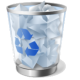 Recycle: delete files straight to the Recycle Bin, even at the command prompt