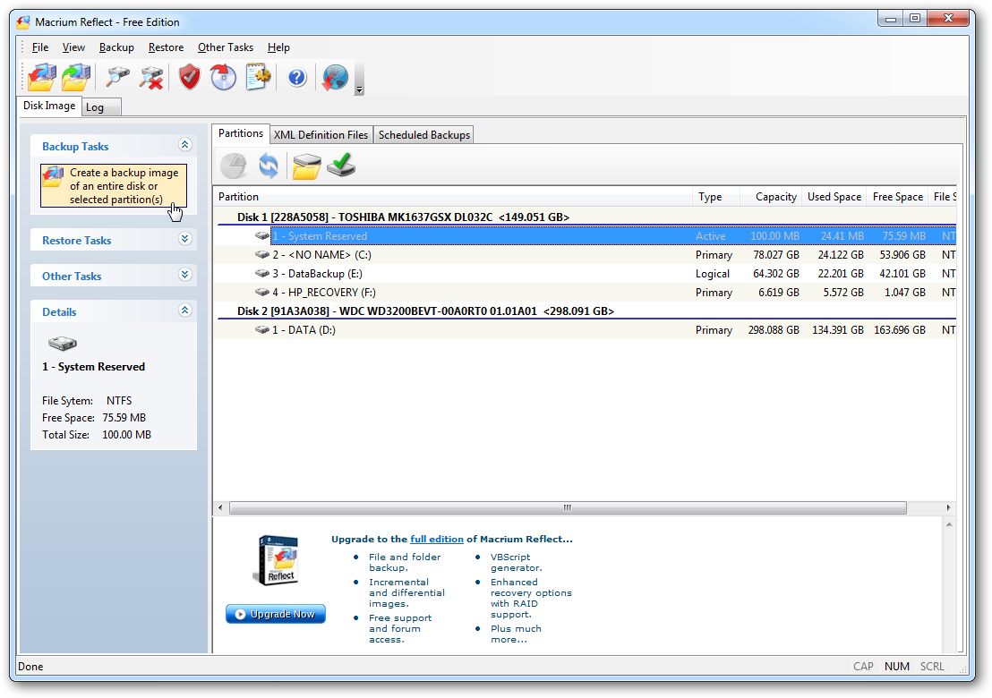 Software backup terbaik