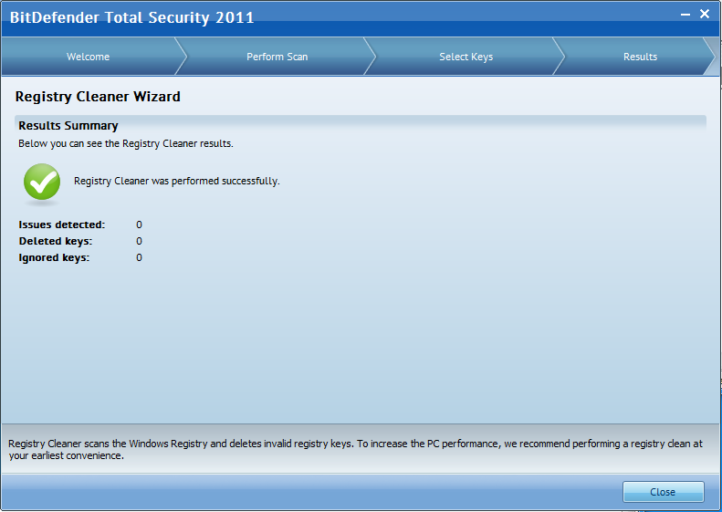 Review: BitDefender Total Security 2011 from Softwarecrew ...
