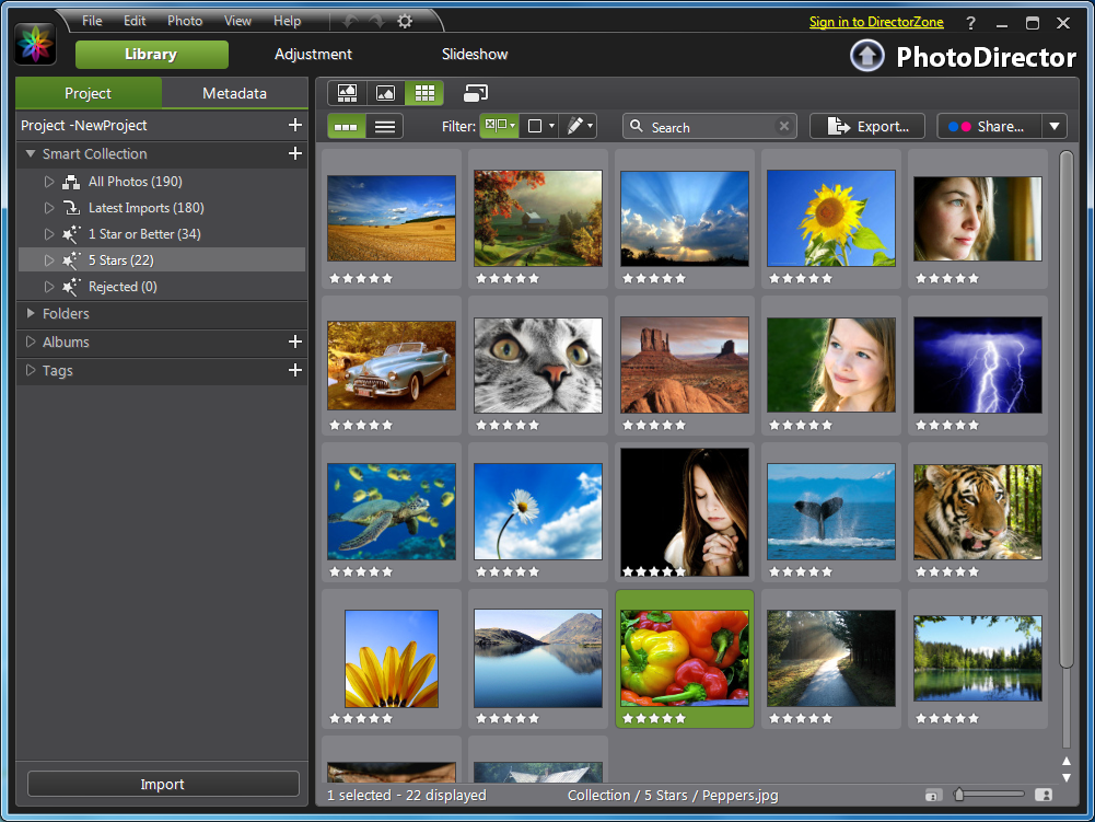 Review: CyberLink PhotoDirector 2011 from Softwarecrew
