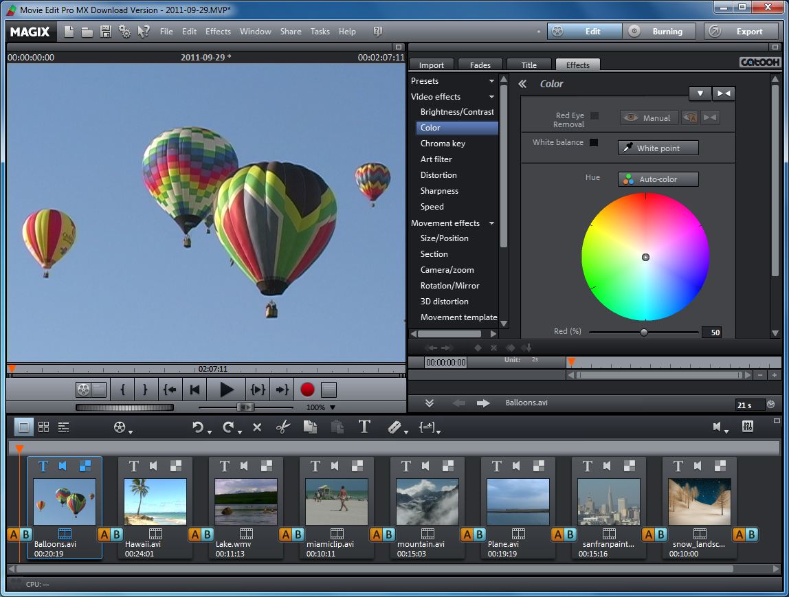 Photo Edit Magix Releases Movie Edit Pro Mx With Improved Performance From