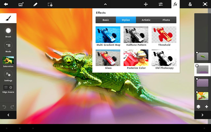 Adobe releases Android apps that turn tablets into viable design ...