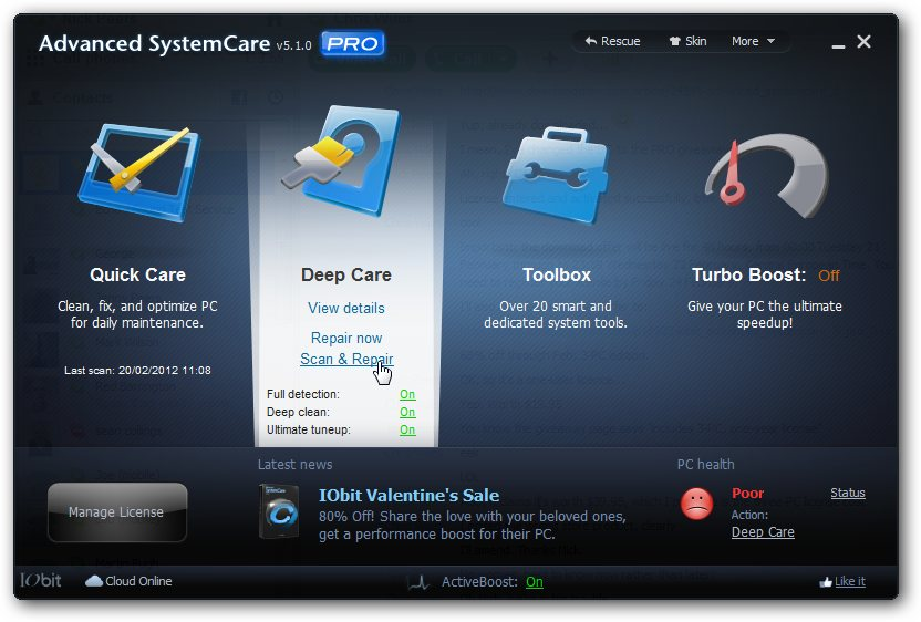 Advanced systemcare pro v4.2.0.249 final