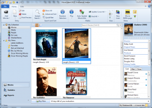 Catalog your movie collection with Movie Label 2013