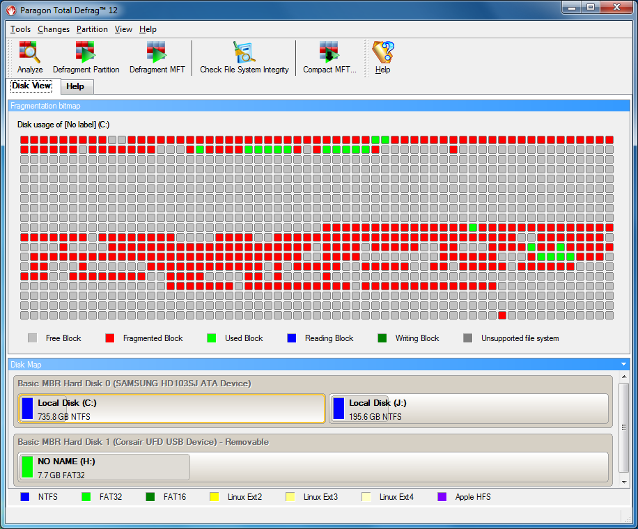 paragon disk manager 15
