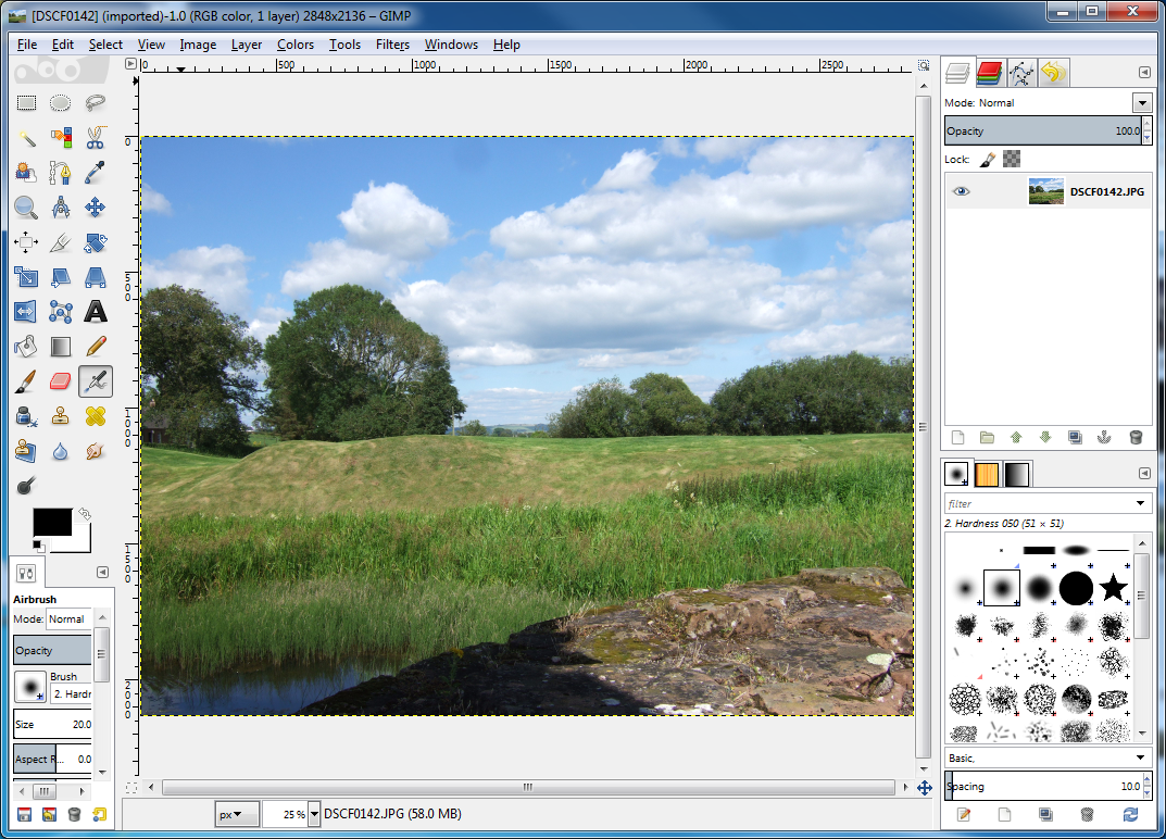 Bring Out The Gimp The Classic Image Editor Gets A