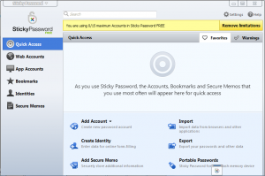 Sticky Password 6.0