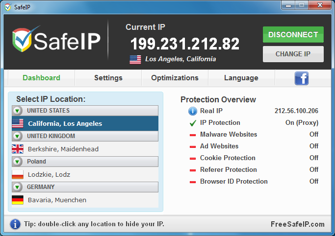 ip address online changer