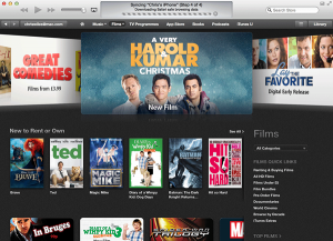 iTunes 11.0.3 improves MiniPlayer mode and performance