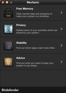 Mechanic by Bitdefender 1.1