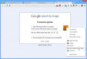 Google Search by Image for Chrome