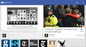 Google Play Newsstand for Android