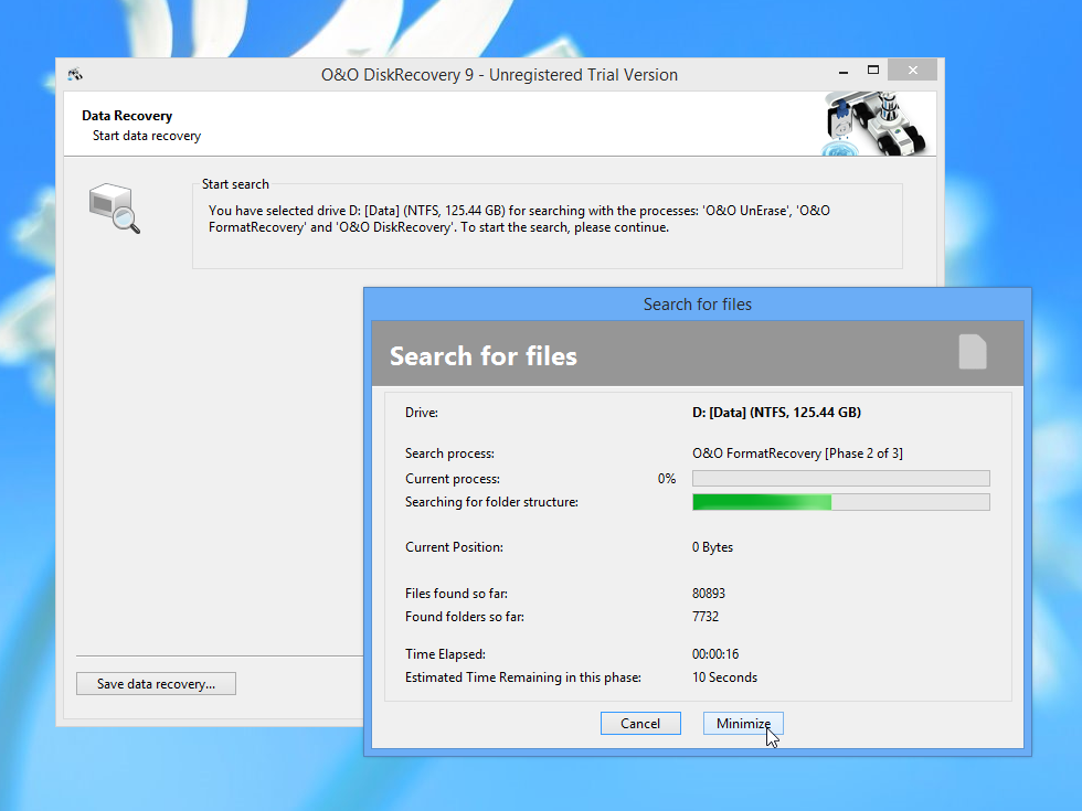 o&o disk recovery review