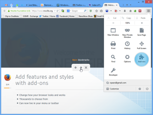 Firefox 29 for Windows