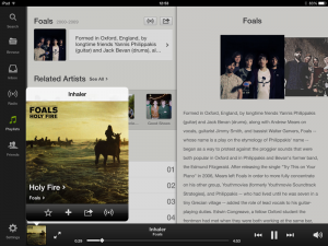 Spotify for iPad 1.0