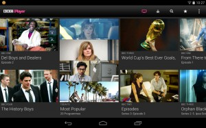 BBC iPlayer 4.0 for Android