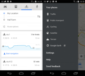 Google Maps for Android 8.2