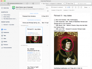 Evernote for Mac 6.0.1