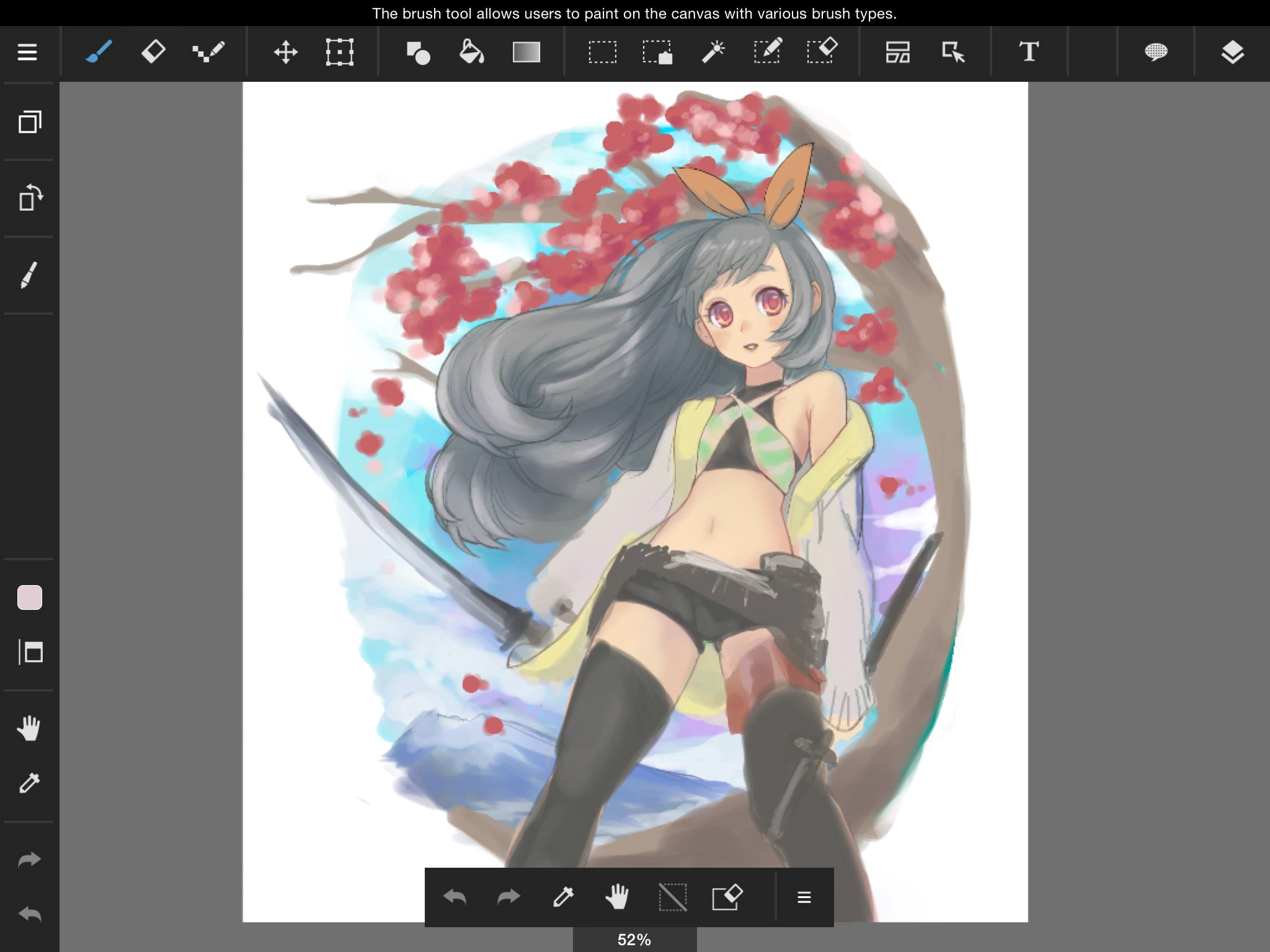 MediBang Paint Pro is a powerful paint app you can use everywhere from ...