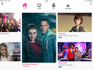 BBC iPlayer Kids 1.0