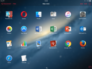 Parallels Access 3.1