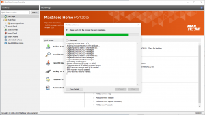 Existing users will be prompted to upgrade their archive databases after updating to version 11.
